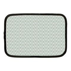 Vintage Pattern Chevron Netbook Case (medium)
