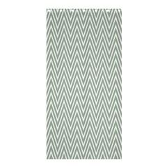 Vintage Pattern Chevron Shower Curtain 36  X 72  (stall)