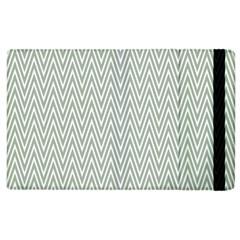 Vintage Pattern Chevron Apple Ipad 2 Flip Case