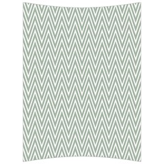 Vintage Pattern Chevron Back Support Cushion