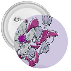 Bouquet Flowers Plant Purple 3  Buttons