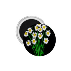 Bouquet Geese Flower Plant Blossom 1 75  Magnets