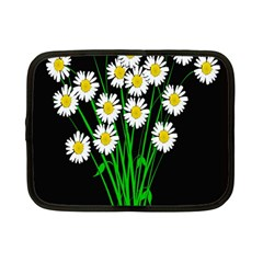 Bouquet Geese Flower Plant Blossom Netbook Case (small)