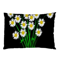 Bouquet Geese Flower Plant Blossom Pillow Case