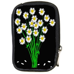 Bouquet Geese Flower Plant Blossom Compact Camera Cases