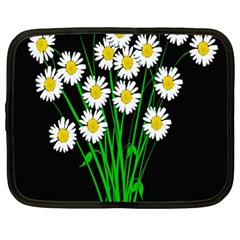 Bouquet Geese Flower Plant Blossom Netbook Case (xl)