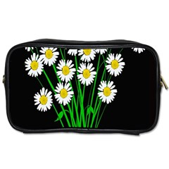 Bouquet Geese Flower Plant Blossom Toiletries Bags
