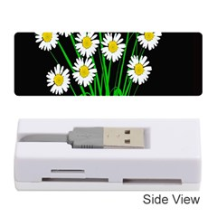 Bouquet Geese Flower Plant Blossom Memory Card Reader (stick)