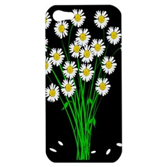 Bouquet Geese Flower Plant Blossom Apple Iphone 5 Hardshell Case