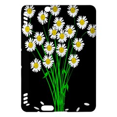 Bouquet Geese Flower Plant Blossom Kindle Fire Hdx Hardshell Case