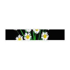Bouquet Geese Flower Plant Blossom Flano Scarf (mini)