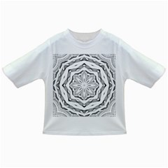 Mandala Pattern Floral Infant/toddler T Shirts