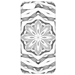 Mandala Pattern Floral Apple Iphone 5 Classic Hardshell Case