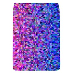 Triangle Tile Mosaic Pattern Flap Covers (s)