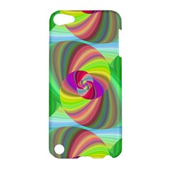 Seamless Pattern Twirl Spiral Apple Ipod Touch 5 Hardshell Case