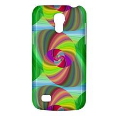 Seamless Pattern Twirl Spiral Galaxy S4 Mini
