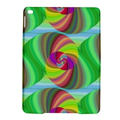 Seamless Pattern Twirl Spiral Ipad Air 2 Hardshell Cases