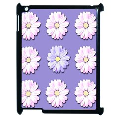 Daisy Flowers Wild Flowers Bloom Apple Ipad 2 Case (black)