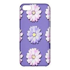 Daisy Flowers Wild Flowers Bloom Apple Iphone 5c Hardshell Case