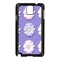 Daisy Flowers Wild Flowers Bloom Samsung Galaxy Note 3 N9005 Case (black)