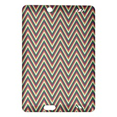 Chevron Retro Pattern Vintage Amazon Kindle Fire Hd (2013) Hardshell Case