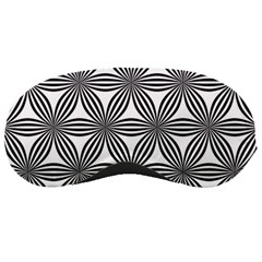 Seamless Pattern Repeat Line Sleeping Masks