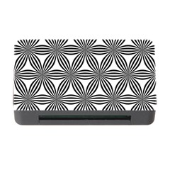 Seamless Pattern Repeat Line Memory Card Reader With Cf