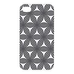 Seamless Pattern Repeat Line Apple Iphone 4/4s Premium Hardshell Case