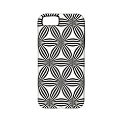 Seamless Pattern Repeat Line Apple Iphone 5 Classic Hardshell Case (pc+silicone)