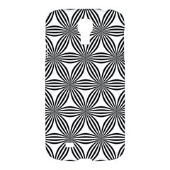 Seamless Pattern Repeat Line Samsung Galaxy S4 I9500/i9505 Hardshell Case