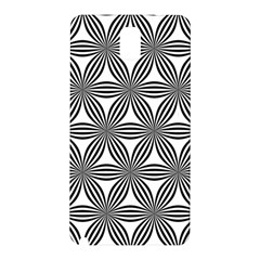 Seamless Pattern Repeat Line Samsung Galaxy Note 3 N9005 Hardshell Back Case
