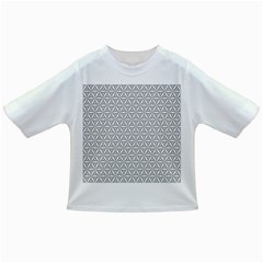 Seamless Pattern Monochrome Repeat Infant/toddler T Shirts
