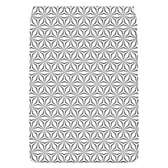 Seamless Pattern Monochrome Repeat Flap Covers (l)