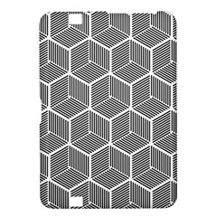 Cube Pattern Cube Seamless Repeat Kindle Fire Hd 8 9