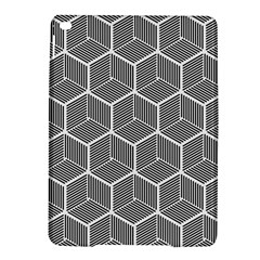 Cube Pattern Cube Seamless Repeat Ipad Air 2 Hardshell Cases