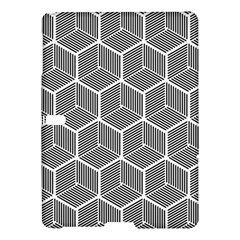 Cube Pattern Cube Seamless Repeat Samsung Galaxy Tab S (10 5 ) Hardshell Case