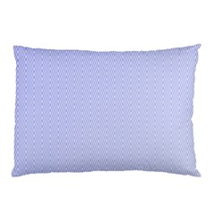 Zigzag Chevron Thin Pattern Pillow Case (two Sides)