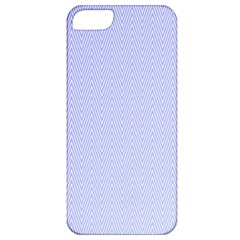Zigzag Chevron Thin Pattern Apple Iphone 5 Classic Hardshell Case