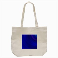 Blue Background Abstract Blue Tote Bag (cream)
