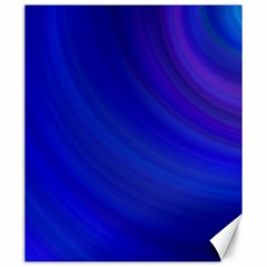 Blue Background Abstract Blue Canvas 20  X 24