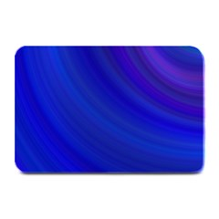 Blue Background Abstract Blue Plate Mats