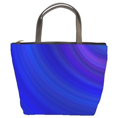 Blue Background Abstract Blue Bucket Bags