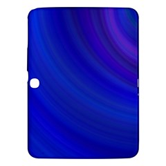 Blue Background Abstract Blue Samsung Galaxy Tab 3 (10 1 ) P5200 Hardshell Case
