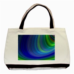 Space Design Abstract Sky Storm Basic Tote Bag (two Sides)