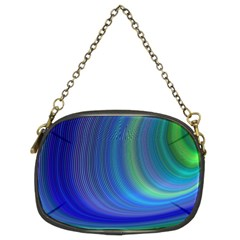 Space Design Abstract Sky Storm Chain Purses (two Sides)