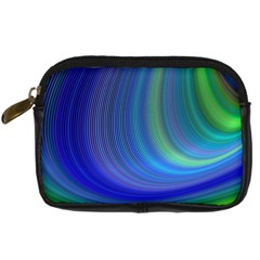Space Design Abstract Sky Storm Digital Camera Cases