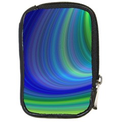 Space Design Abstract Sky Storm Compact Camera Cases