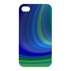 Space Design Abstract Sky Storm Apple Iphone 4/4s Hardshell Case