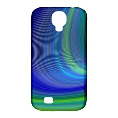 Space Design Abstract Sky Storm Samsung Galaxy S4 Classic Hardshell Case (pc+silicone)