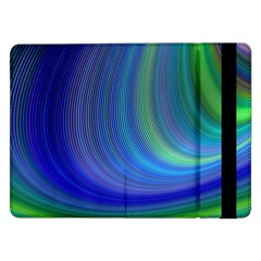 Space Design Abstract Sky Storm Samsung Galaxy Tab Pro 12 2  Flip Case